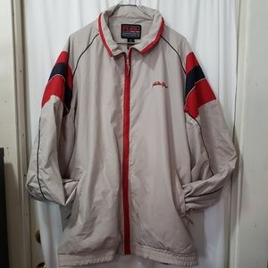FUBU Light Weight Lined Jacket NWT